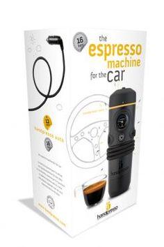Handpresso Auto is here : the espresso machine for the car