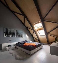 Unique bedroom trend