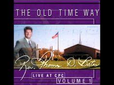 Pastor Tommy Bates -- Clap your hands