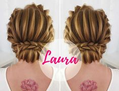Wedding hairstyles step by step - learn how to create this and many others hairstyles!