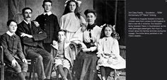 #Goodwin #family all perished on #Titanic #disaster #sinking #1912 histori, titan sank, ship, rmstitan, children, famili arriv, families, goodwin, rms titan