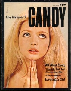 Ewa Aulin    #Candy #60's