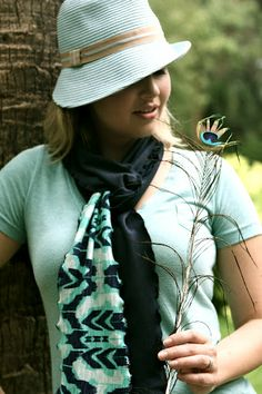 Open Arms - Cool, stylish products made from 100% recycled t-shirts, by former refugee women in Austin, TX.