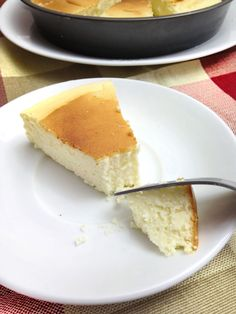 Japanese cheesecake (with American measurements, lol)