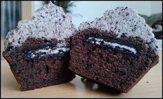 Oreo Cupcakes  #Rezept