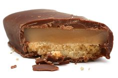 Make your own Twix bars