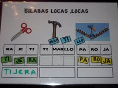 SILABAS LOCAS LOCAS - Espe 2.2 - Álbumes web de Picasa