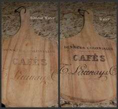 image transfers, alternative to transfer paper, wax paper transfer to wood, transfer tutori, how to print on wood