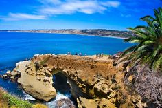 La Jolla Cove in San Diego / Kartik J, via Flickr
