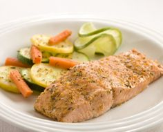 Introduce more fish into your diet during Lent with this easy-to-prepare salmon dish.
