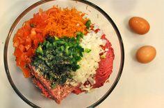 Paleo/Low Carb Meatloaf