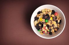 10 Trail Mix Recipes (for Your Hike or, Y'Know, the Office) Around 200 Calories Each