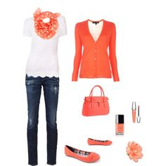 """Polka Dot"" by adriana-boehm on Polyvore"