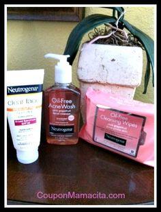 Neutrogena Skin Care Pack Giveaway