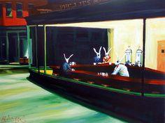 Nighthawks: Night Rabbits