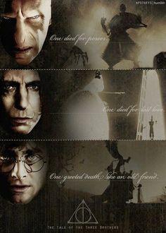The Deathly Hallows :)