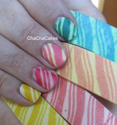 Cha Cha Cakes Nails: Day 12 in the 31 Day Nail Art Challenge