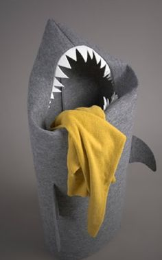 cesta tiburón
