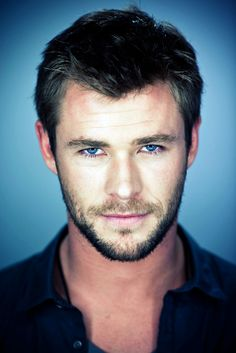 Chris Hemsworth. Thor- The Dark World was amazing ;)
