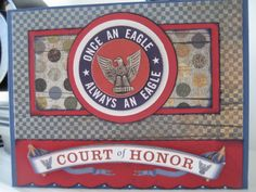Eagle Scout Court of Honor - Scrapbook.com