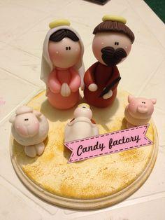 Nativity scene - pesebre navideño