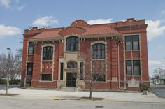 The historic Saint Wendelin's School in #Fostoria, Ohio.