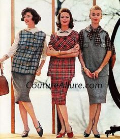 Vintage Maternity Fashion