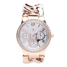 Chain Reaction bling, fashion, cloth, style, accessori, chains, chain reaction, closet, jewelri