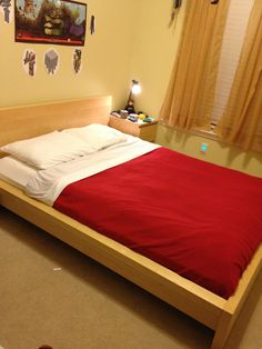 Minecraft Bed Real Life