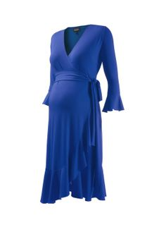 The wrap dress by Isabella Oliver.  A classic.  Perfect for every occasion.  Seriously.