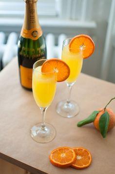 ... tangerine boisson brunches tangerine sparklers tangerine champagne