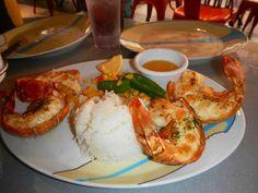 Lobster- Oasis of the seas