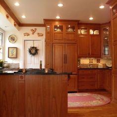 Brown/Nilon Kitchen