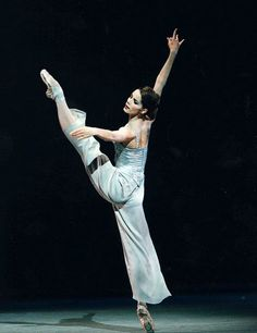 Darcey Bussell in Pavane pour une infante défunte, The Royal Ballet © Bill Cooper