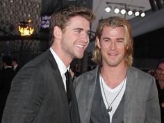 Chris Hemsworth & Liam Hemsworth