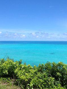 favorit place, beauti place, bermuda