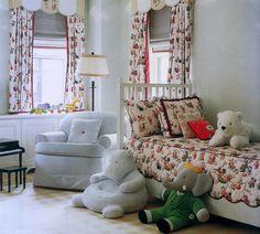 Decoração amorosa num quarto de criança | Eu Decoro