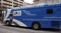 Mobile Library, Kanawha County (W.Va.) Public Library, 2010.
