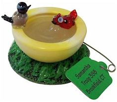 Bird Bath Swap
