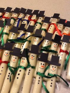 String Cheese Christmas Treats