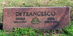 My Big Italian Family : Tombstone Tuesday #genealogy #familyhistory