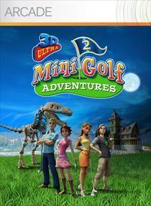 3D Mini Golf Adventures 2
