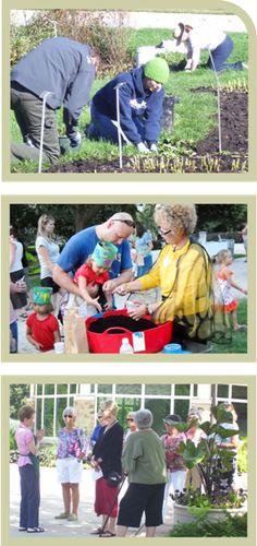 Become a Garden Volunteer at Boerner Botanical Gardens