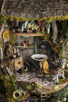 FAiRy House Interior