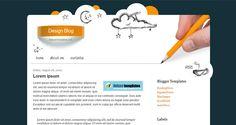Design Blog Blogger Template