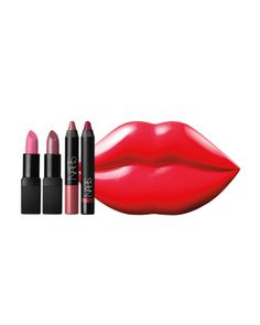 Holiday Gift for the Makeup Fanatic: Nars Guy Bourdin Fling Lip Kit