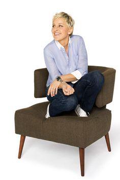 Ellen Degeneres =)