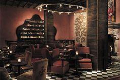 rose bar, gramercy hotel, nyc