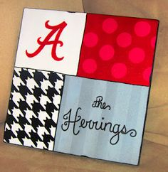 Alabama Painting - Roll Tide!