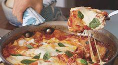Skillet Lasagna | Recipes - PureWow